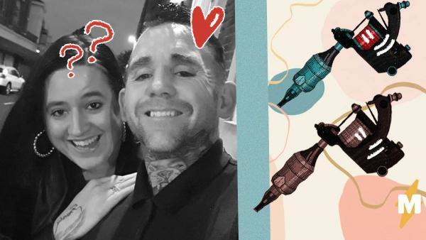 Муж сделал тату с лицом жены, но романтики не получилось. Фото, которое он выбрал, стыдно показывать людям