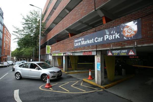 Парковка, из которой не мог выехать Ли