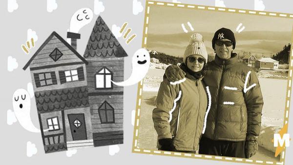 Супруги из Канады живут в настоящем городе-призраке. Но их это не пугает, а вдохновляет вести блог