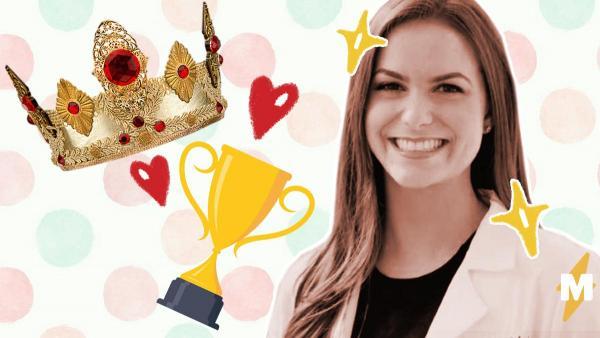 Новая мисс Америка - биохимик. И то, что она показала на конкурсе талантов, покорило жюри