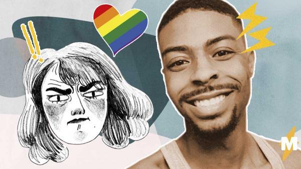 Родственники пожаловались на парня-гея его маме, но не на ту напали. Её реакция достойна места в истории ЛГБТ