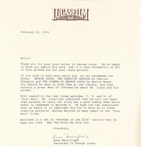 """Фаны """"Звездных войн"""" нашли виновного в выходе VII-IX эпизодов. Но парень просто хотел ответа Джорджа Лукаса"""