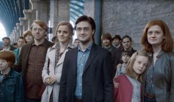 Каст «Гарри Поттера» собрался на одной фотке с вечеринки. Теперь всем не даёт покоя, как изменился Малфой