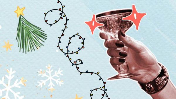 10 правил новогоднего застолья. Как есть, пить и не страдать?