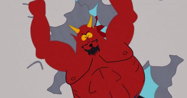 В твиттере придумали, как заставить Сири вызвать Сатану. Для этого нужно немного поколдовать в настройках