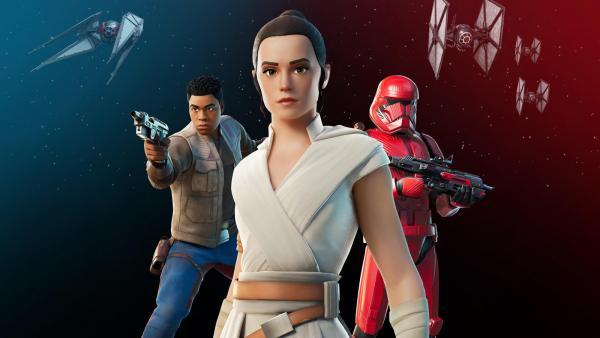 """В новых """"Звёздных войнах"""" есть отсылка к Fortnite, уверены геймеры. Но вы её заметили, только если играли сами"""