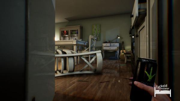 В Steam появился симулятор мужа, которому изменяет жена. Герой подозрительно похож на Гарика Харламова