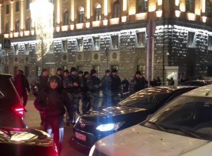 Что прозошло в вестно о стрельбе в здании ФСБ на Лубянке