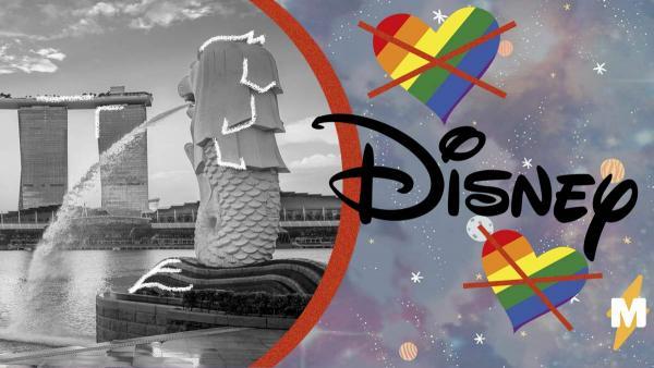 """Disney пришлось вырезать из """"Звёздных войн"""" сцену с поцелуем. Ведь толерантность не должна приносить убытки"""