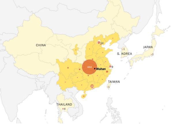 Китайский коронавирус косит людей, но шутники не унывают. У них есть идеальное оружие - мемы