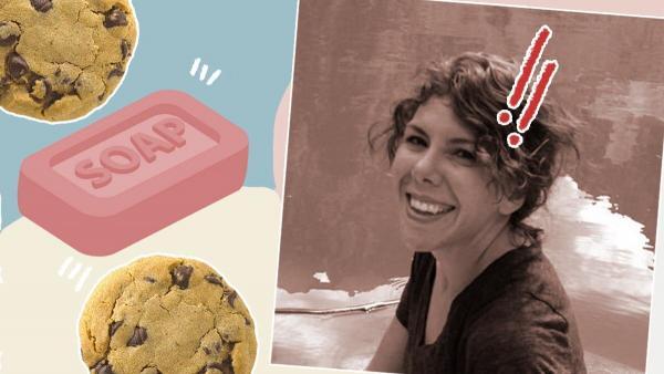 Парень перепутал печенье с бомбочкой для ванны, а жена высмеяла его в твиттере, но зря. Попала в свою ловушку
