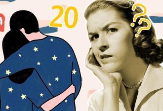 Между парнем и девушкой 20 лет разницы, но они не страдают от осуждения. Кто из них старше — понять невозможно