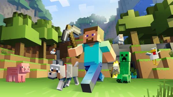 Дети уговорили мать поиграть в Minecraft, но теперь жалеют об этом. Кто же знал, во что она превратит игру