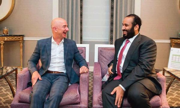 Саудовский принц взломал телефон главы Amazon Джеффа Безоса.