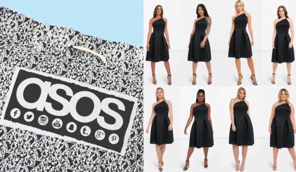 Теперь можно посмотреть, как на вас будет выглядеть одежда с ASOS. Но есть нюанс - верить глазам тут нельзя
