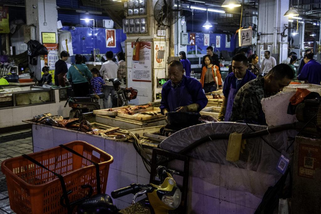 Источник нового коронавируса в Китае прятался в деликатесах. Но морепродукты подозревали зря - виноваты змеи