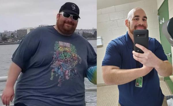 """Мужчина похвастал похудением, и ладно бы были просто перемены. Но ведь он стал братом Горы из """"Игры престолов"""""""