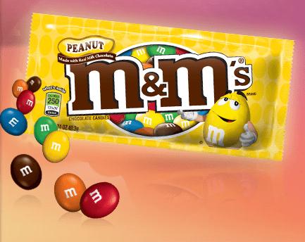 Девушка съела M&M's с арахисом, и это был судьбоносный перекус. Ведь шоколадная конфета спасла ей жизнь