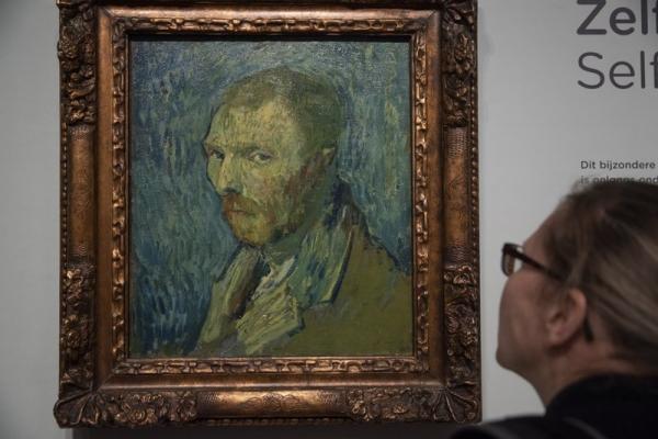 Самый загадочный портрет Ван Гога оказался подлинным. Эксперты ломали голову десятилетиями, а помог рентген