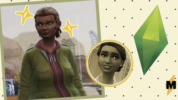 Бездомная жила в кусте, но решила стать судьёй. Это The Sims 4, но финал истории растрогает вас по-настоящему