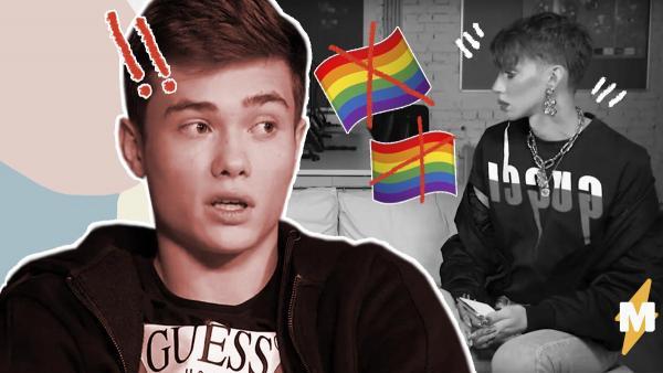 Тиктокер-гомофоб Володя XXL пообщался с Андреем Петровым. И люди уверены: в этой беседе настоящий мужик - гей