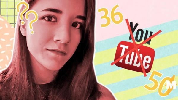 Стримерша получила бан на YouTube за использование цифр 36 и 50. Нет, вам не показалось, но ошибки нет