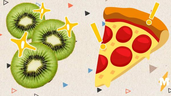 Парень показал людям пиццу с киви, но, кажется, мир к ней не готов. Только гурманы заинтересованы в дегустации