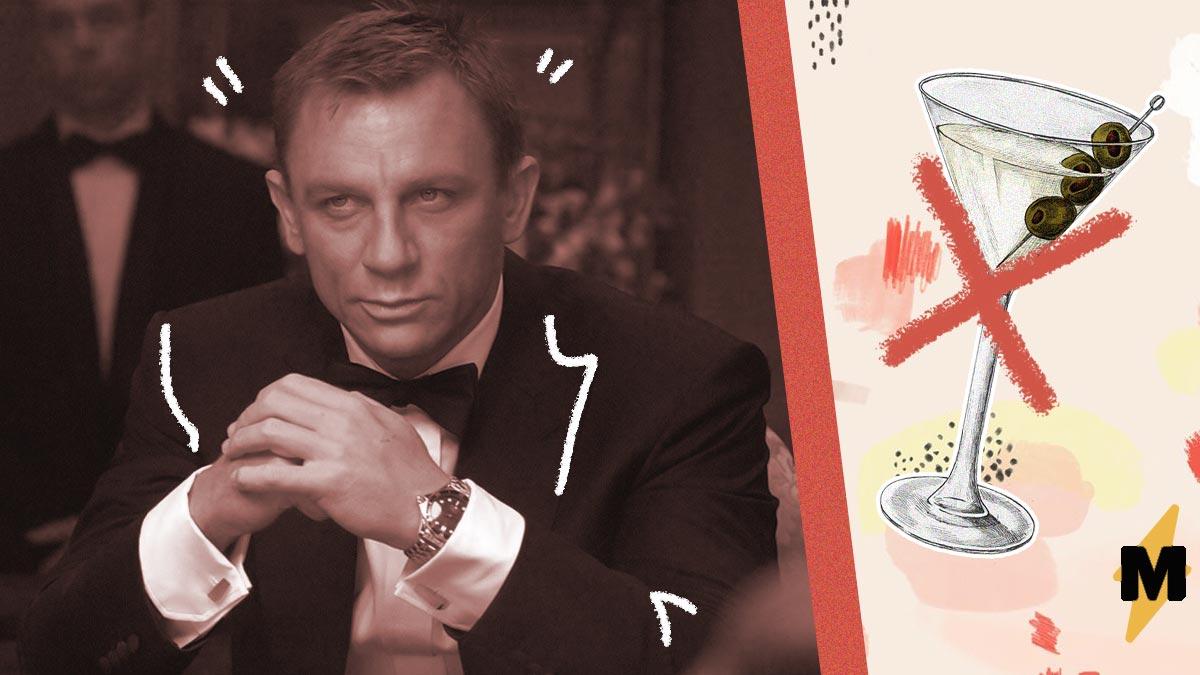 Джеймс Бонд расстался с мартини и перешёл на безалкогольное пиво. И переход агента 007 на ЗОЖ нравится не всем