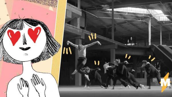 Группа BTS взорвала топы iTunes новым синглом. И снятое специально к нему арт-видео - настоящее искусство