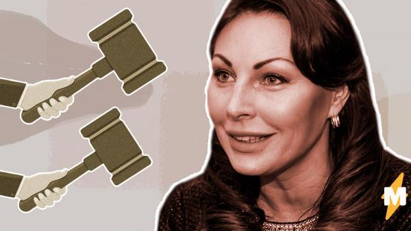 Наталья Бочкарёва созналась в хранении наркотиков. Приговор суда был мягким, ведь помогла благотворительность