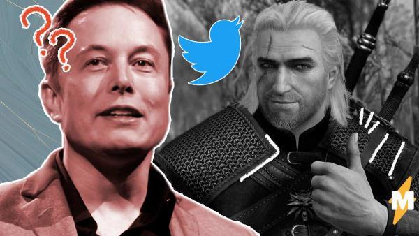 """Илон Маск анонсировал появление игры """"Ведьмак"""" в машинах Tesla. На Reddit его критикуют, похоже, не зря"""