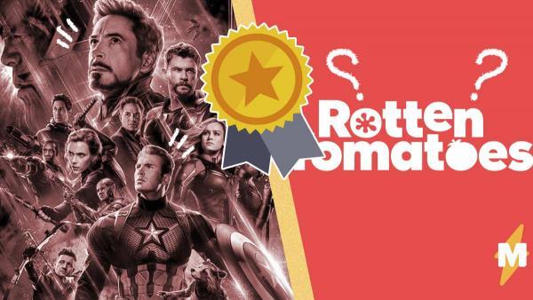 """Лучший фильм 2019 года по версии Rotten Tomatoes - """"Мстители.Финал"""". Фанаты ликуют, но у хейтеров есть вопросы"""