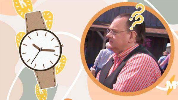 Дедушка решил продать старые часы Rolex. Когда он узнал их реальную стоимость, то не смог устоять на ногах