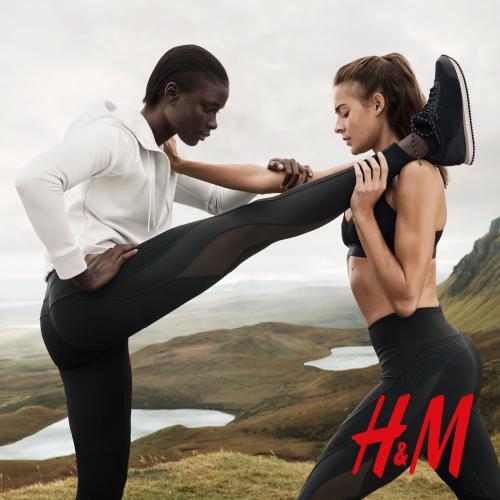 Adidas перестал быть хозяином полосок. Спустя 23 года тяжб с H&M суд решил, что делать две - можно