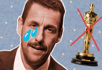 Адам Сэндлер остался без «Оскара», но с чувством юмора. Актёр лихо воспринял неудачу и уже собирается мстить