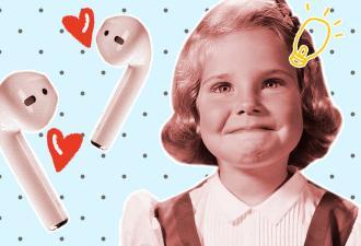 Девочка нашла новое применение AirPods, и люди ликуют. Лайфхак гениальный, и он упрощает общение с друзьями