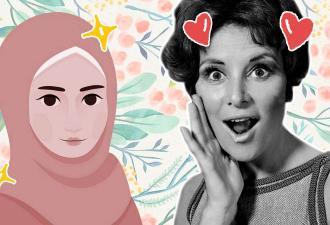 Бывшая мусульманка показала, как изменилась её внешность за год. И все либо любят, либо ненавидят её за это
