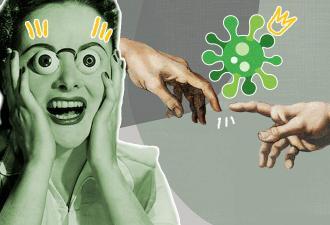 Китайский коронавирус передаётся контактным путём. Одни маски не спасут — нужно внимательно следить за руками