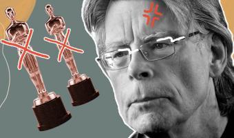 Стивен Кинг сдал назад после резких слов об «Оскаре» и расизме. Ведь сказать такое можно лишь в идеальном мире