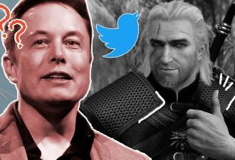 Илон Маск захотел встроить игру «Ведьмак» в Tesla. В ответ люди придумали название идее и нашли в ней подвох