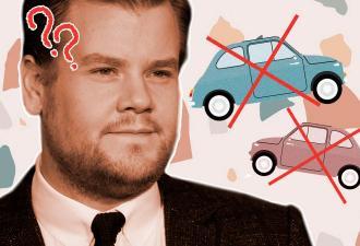 В интернете раскрыли главную тайну Carpool Karaoke. Джеймс Корден отшучивается, но его поймали с поличным