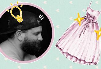 Голый папа надел балетную пачку на фотосет с дочкой. И такой милоте не позавидуешь, ведь батя задумал шантаж