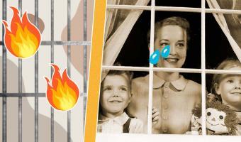 Мама спасла детей из пожара и угодила в тюрьму. Это не ошибка, а закон, с которым в Северной Корее всё строго