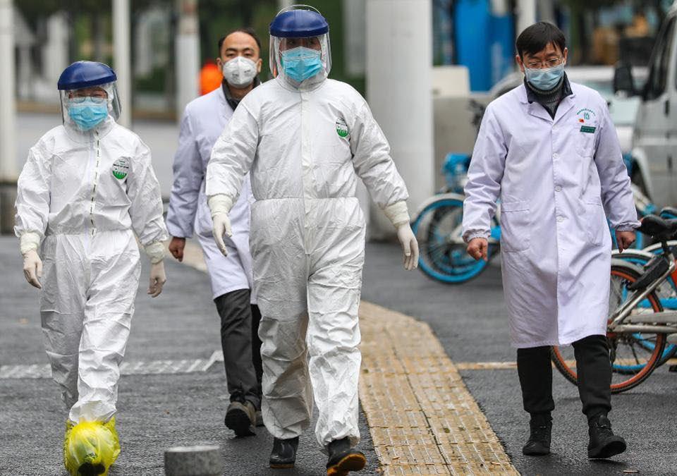 Китайский коронавирус передаётся контактным путём. И это лишний повод задуматься об элементарной гигиене