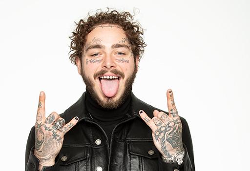 Post Malone показал новую татуировку и расстроил своих фанов. Кажется, к такому искусству люди были не готовы