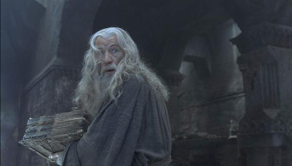 В сети нашли блог Гэндальфа (и Серого, и Белого). Оказалось, культовый волшебник вёл его двадцать лет назад
