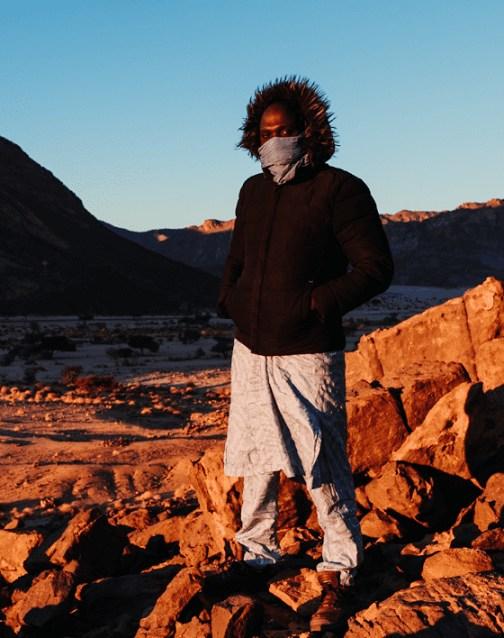 Парень провёл в пустыне четыре дня и рассказал, каково это. Но самое невероятное - его фото, оно будто с Марса