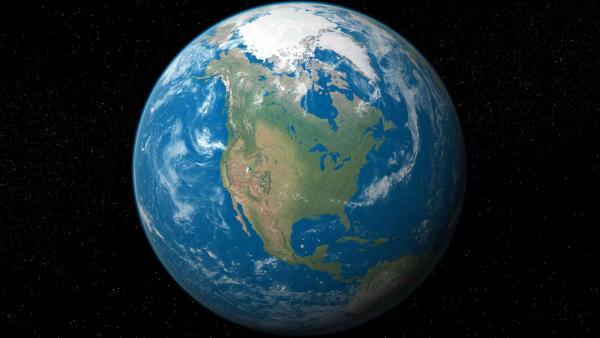 Астронавтка показала фото нашей планеты с МКС, но оценили не все. У фанов теории плоской Земли есть возражения
