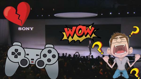 Sony рассказала на CES о PS5 и взволновала геймеров. Но не так как хотела, ведь у них полыхает из-за лого