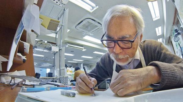 Творения Хаяо Миядзаки крадут сердца зрителей навечно. Но работа с ним, как и с любым гением - сущий ад